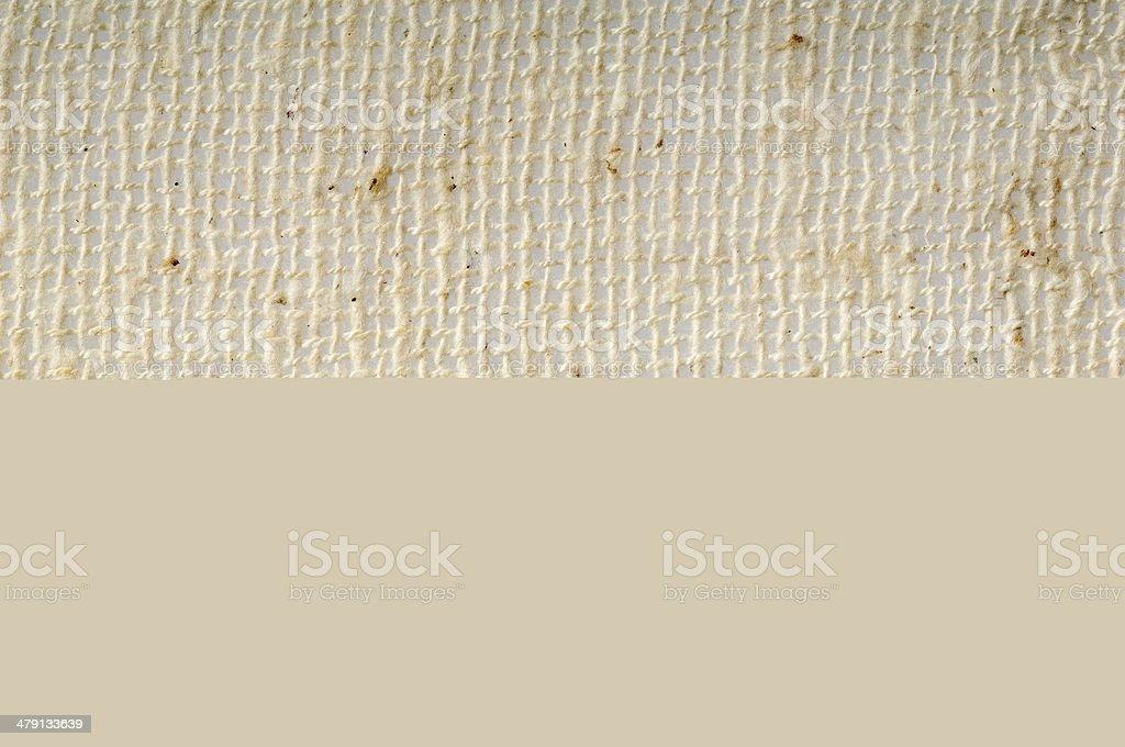 Texture-natural fabric stock photo