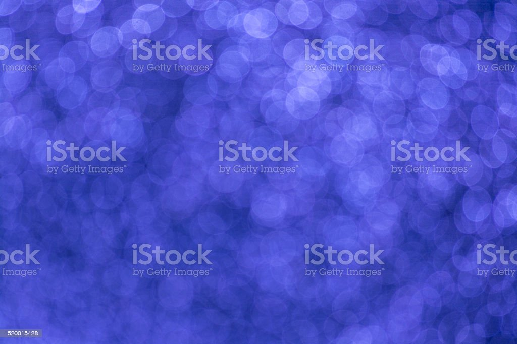 Textures - Bokeh - Blue Color II stock photo
