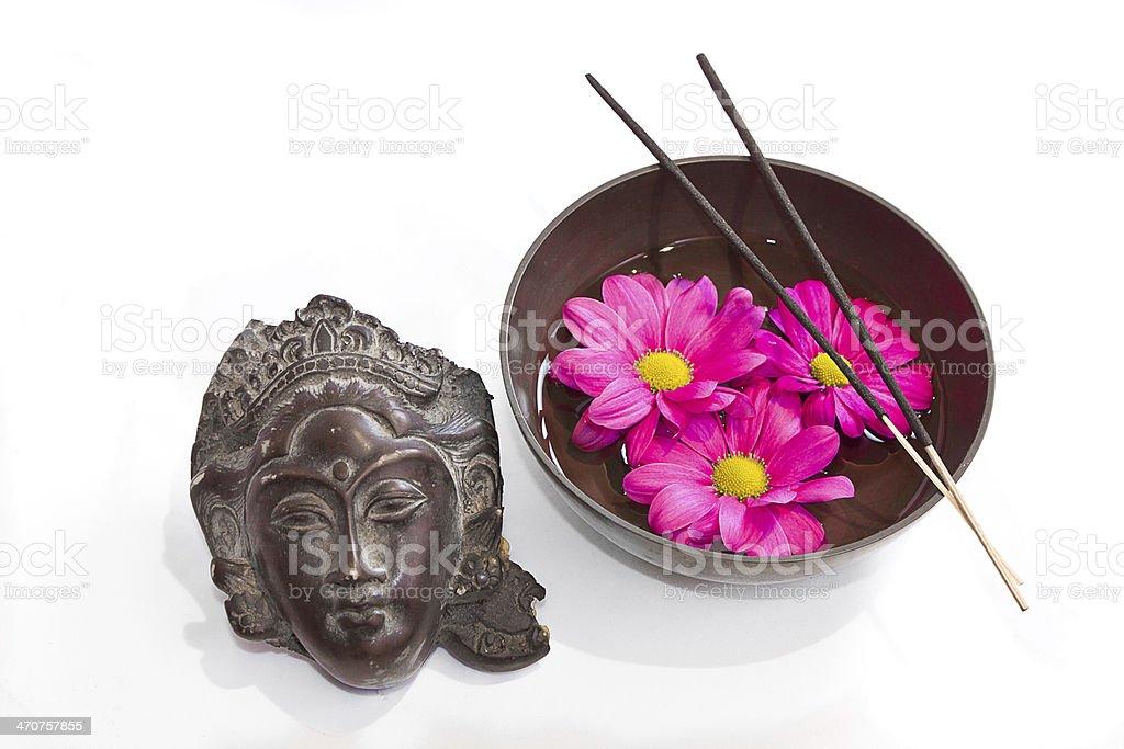 Thai ayurveda treatment. royalty-free stock photo