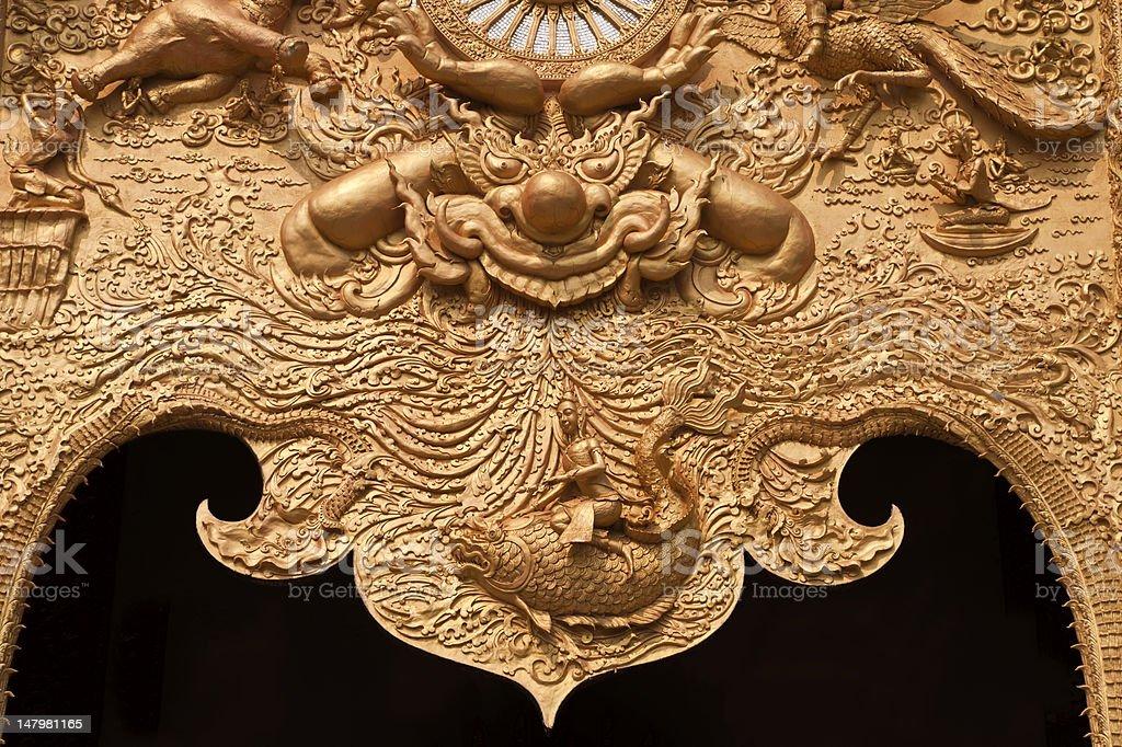 Thai design zbiór zdjęć royalty-free