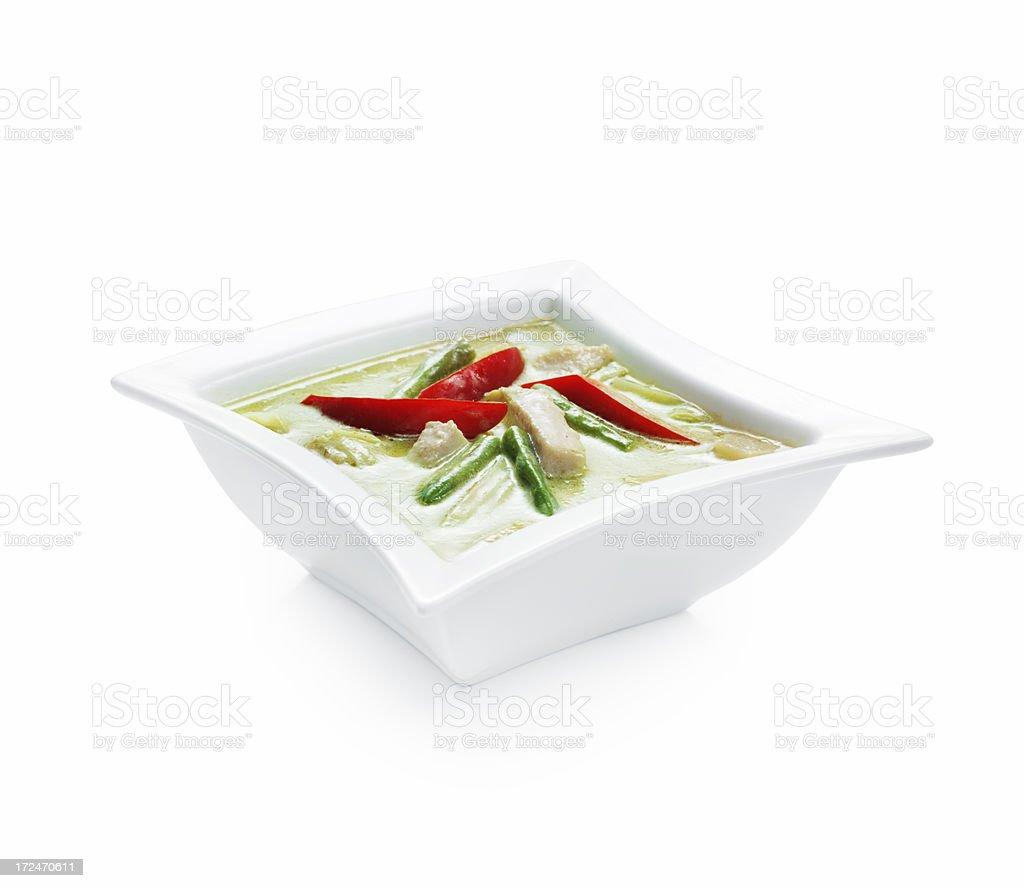 Thai Food dish royalty-free stock photo