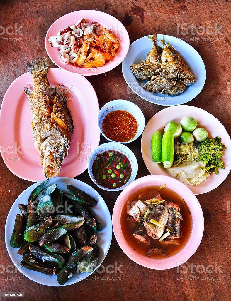 Thai Food royalty-free stock photo