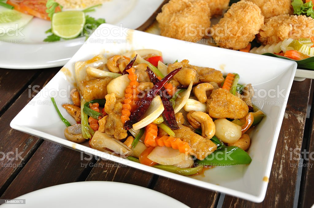 Thai  food royalty-free stock photo