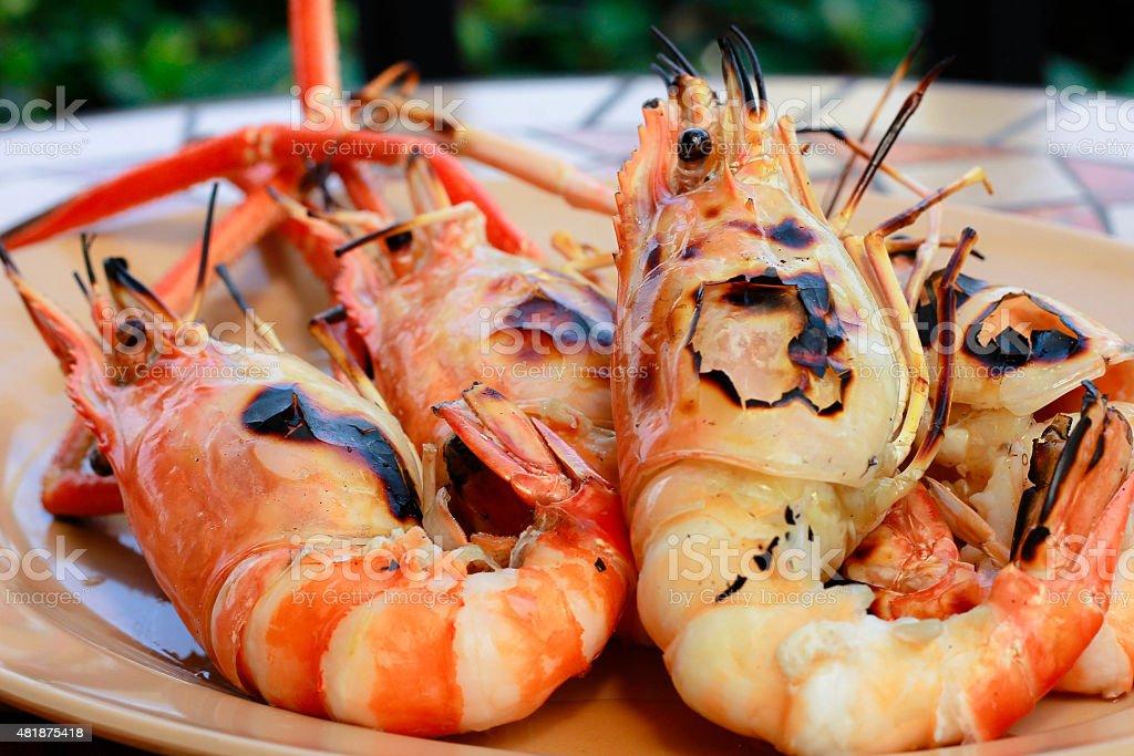 Thai foods stock photo