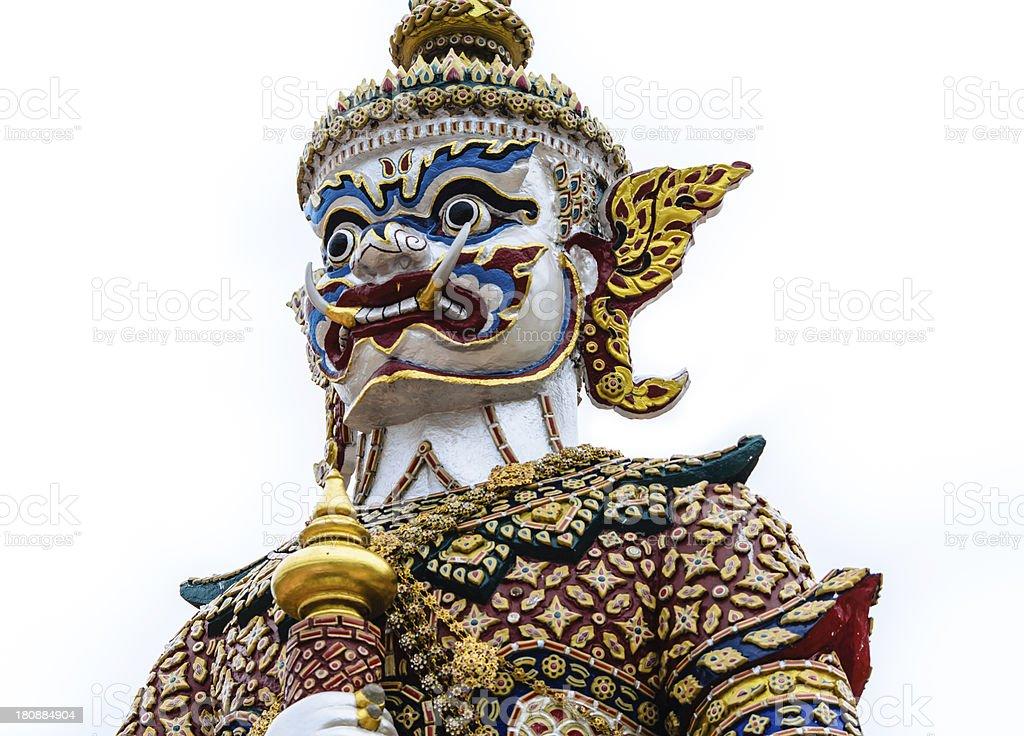 Thai Giant royalty-free stock photo