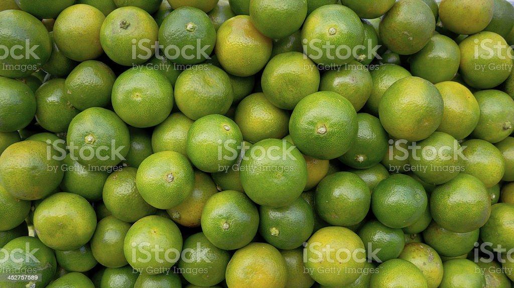 Thai kumquat royalty-free stock photo