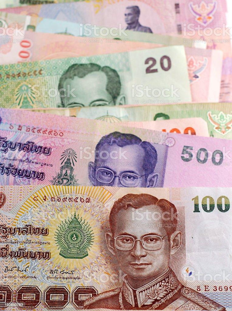 Thai Money royalty-free stock photo