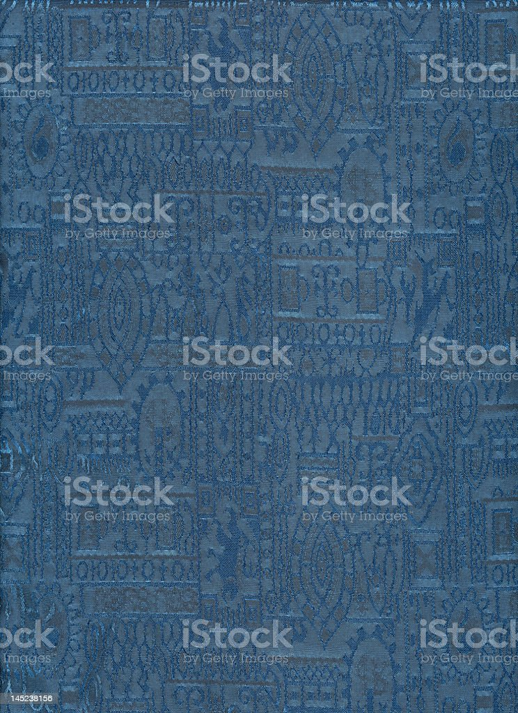 XXL Thai Silk royalty-free stock photo