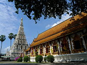 Thailand ancient temple