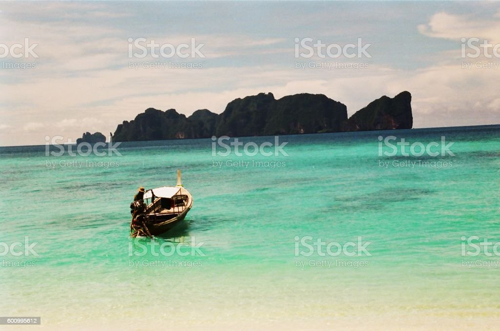 Thailand Beach stock photo