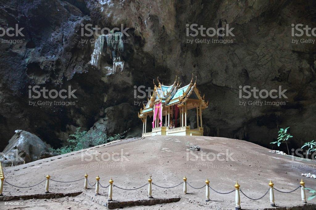 Thailand cave stock photo