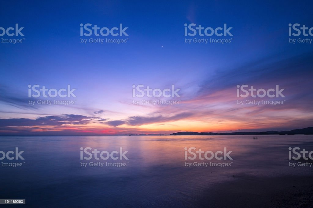 Thailand favorite plance stock photo