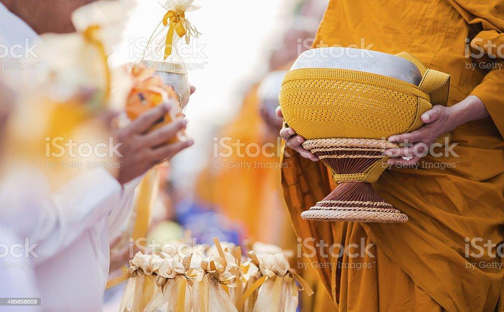 thailand festival stock photo