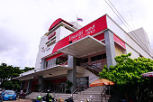 Thailand government complex post office centre