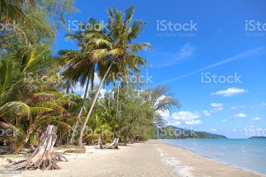 Thailand Koh Chang Island stock photo