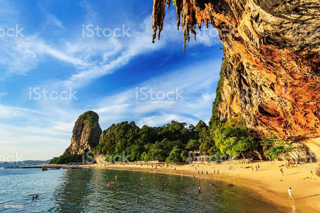 Thailand, Krabi. stock photo