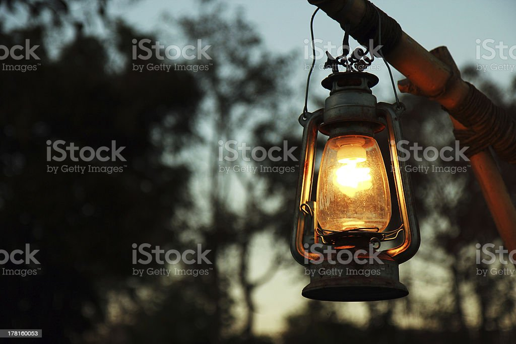 thailand lantern stock photo