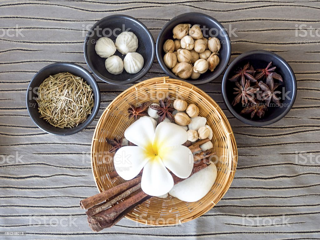 Thailand Spa stock photo