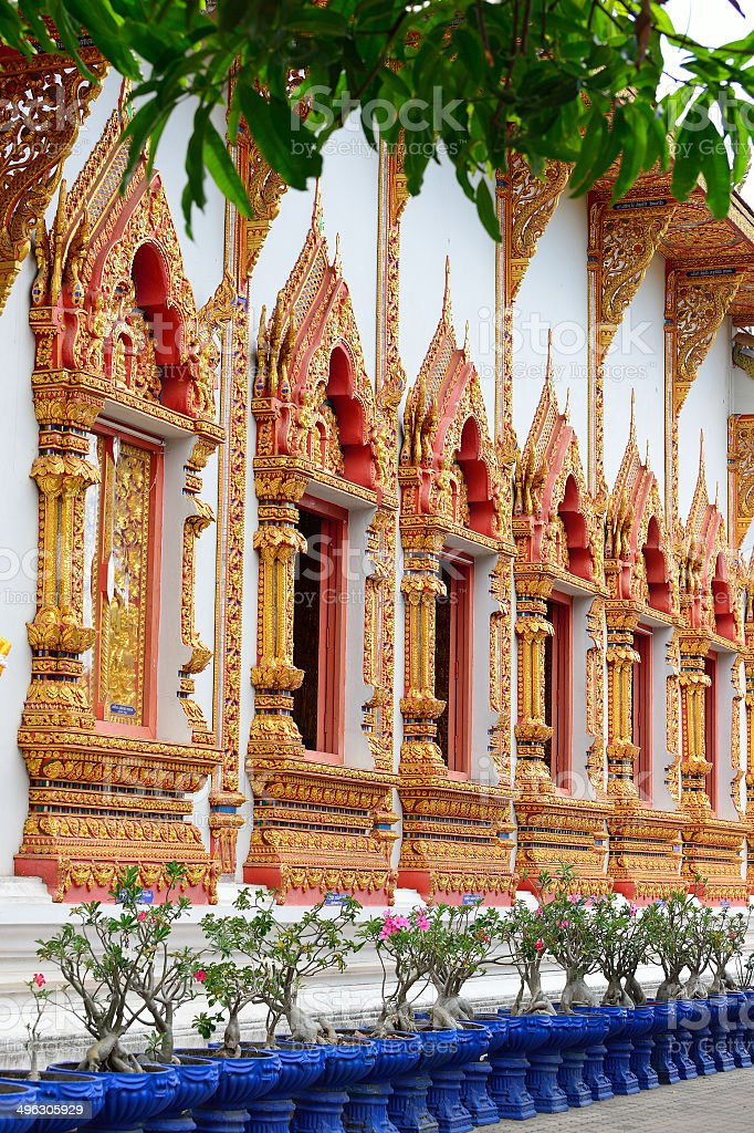 Thailand temple royalty-free stock photo