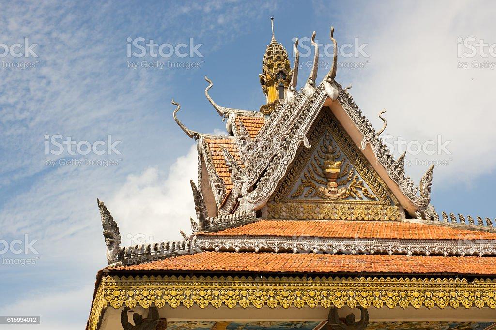Thailand Wat Bangkok stock photo