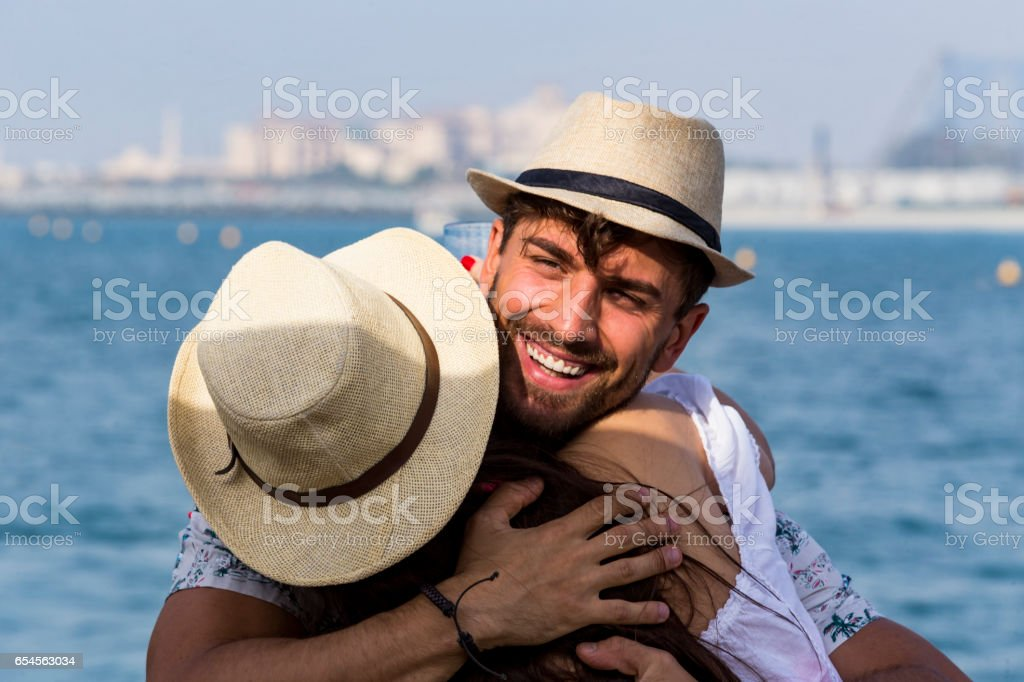 Thank You For This Trip! stock photo