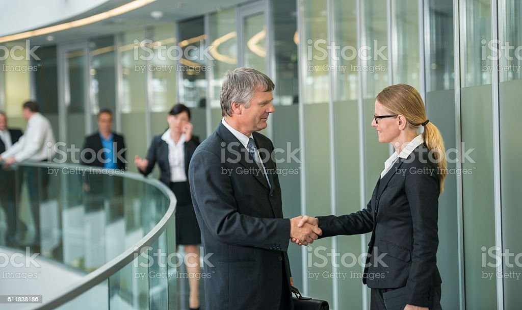 Thank You For Your Cooperation stock photo