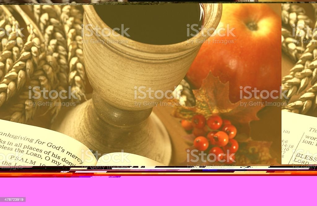 Thanksgiving day royalty-free stock photo