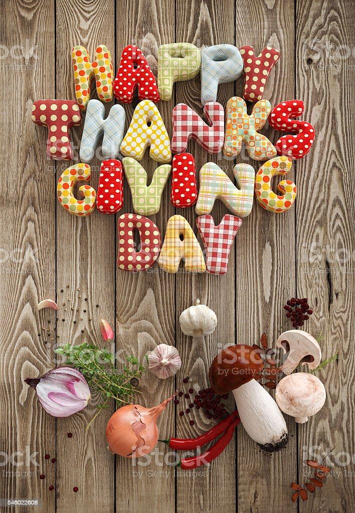Thanksgiving Day stock photo