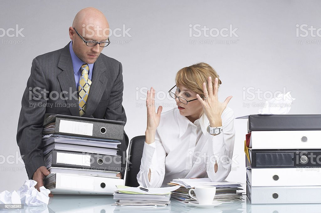 thas too much !!! stock photo
