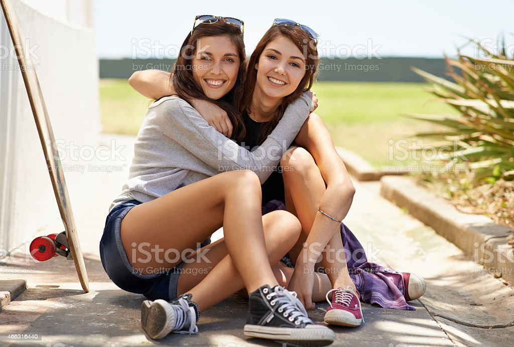 That best friend you can trust... stock photo