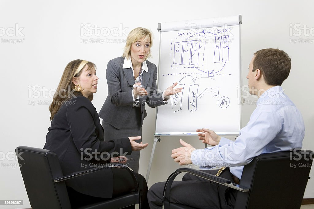 That is how it works! royalty-free stock photo