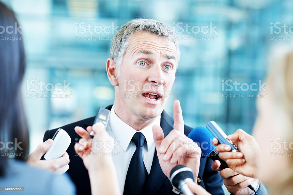 That question is out of line royalty-free stock photo