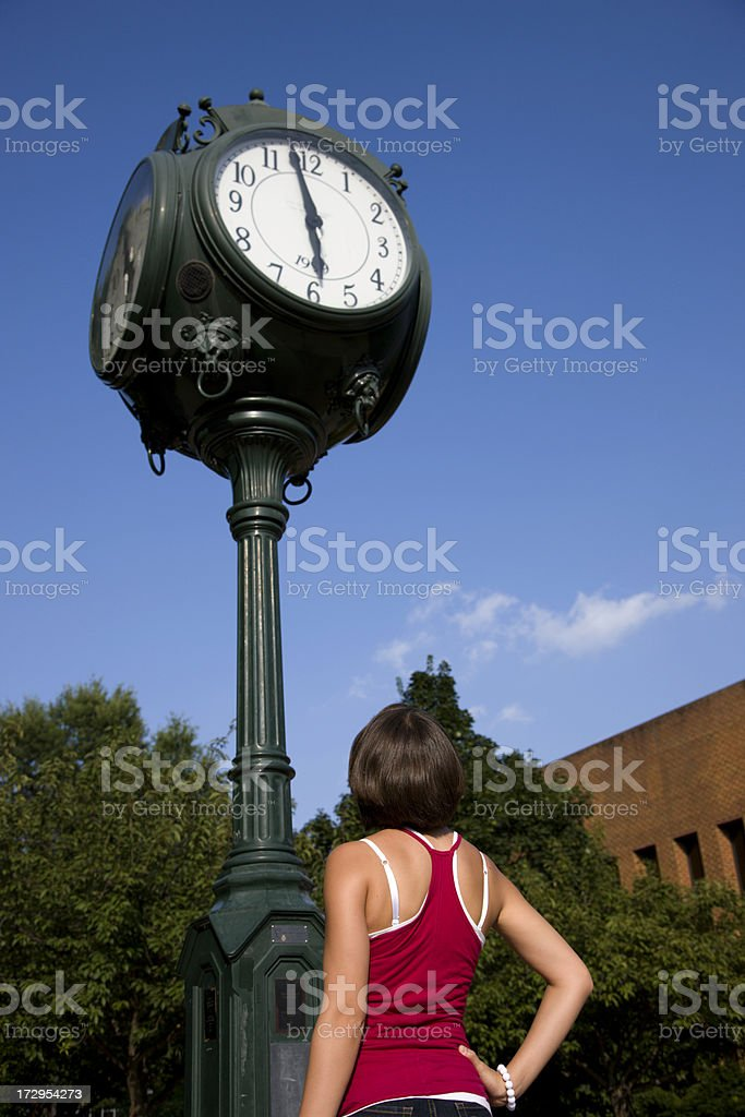 That time of year royalty-free stock photo