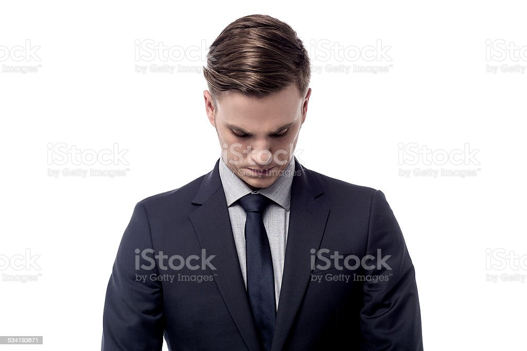 That was my mistake ! stock photo