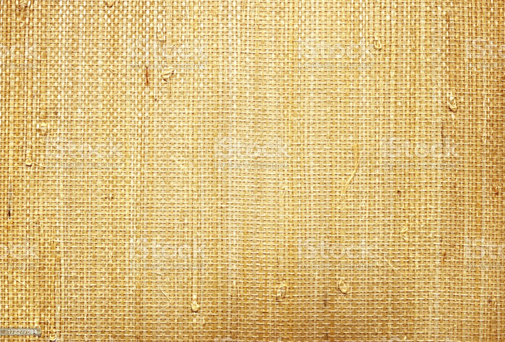 thatched material stock photo