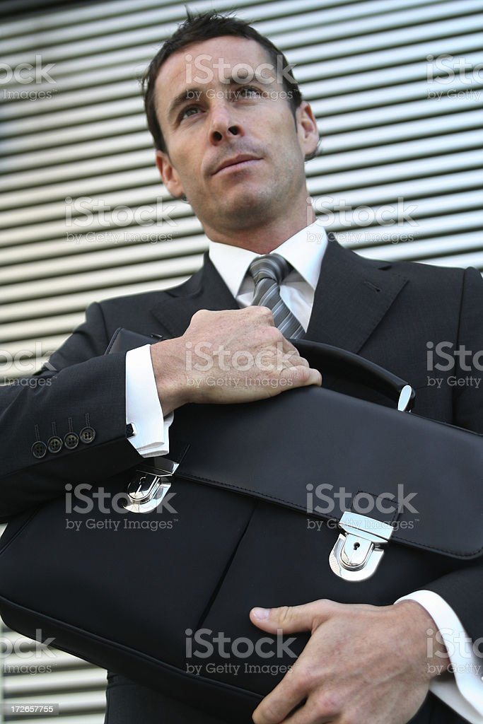 That's my briefcase stock photo