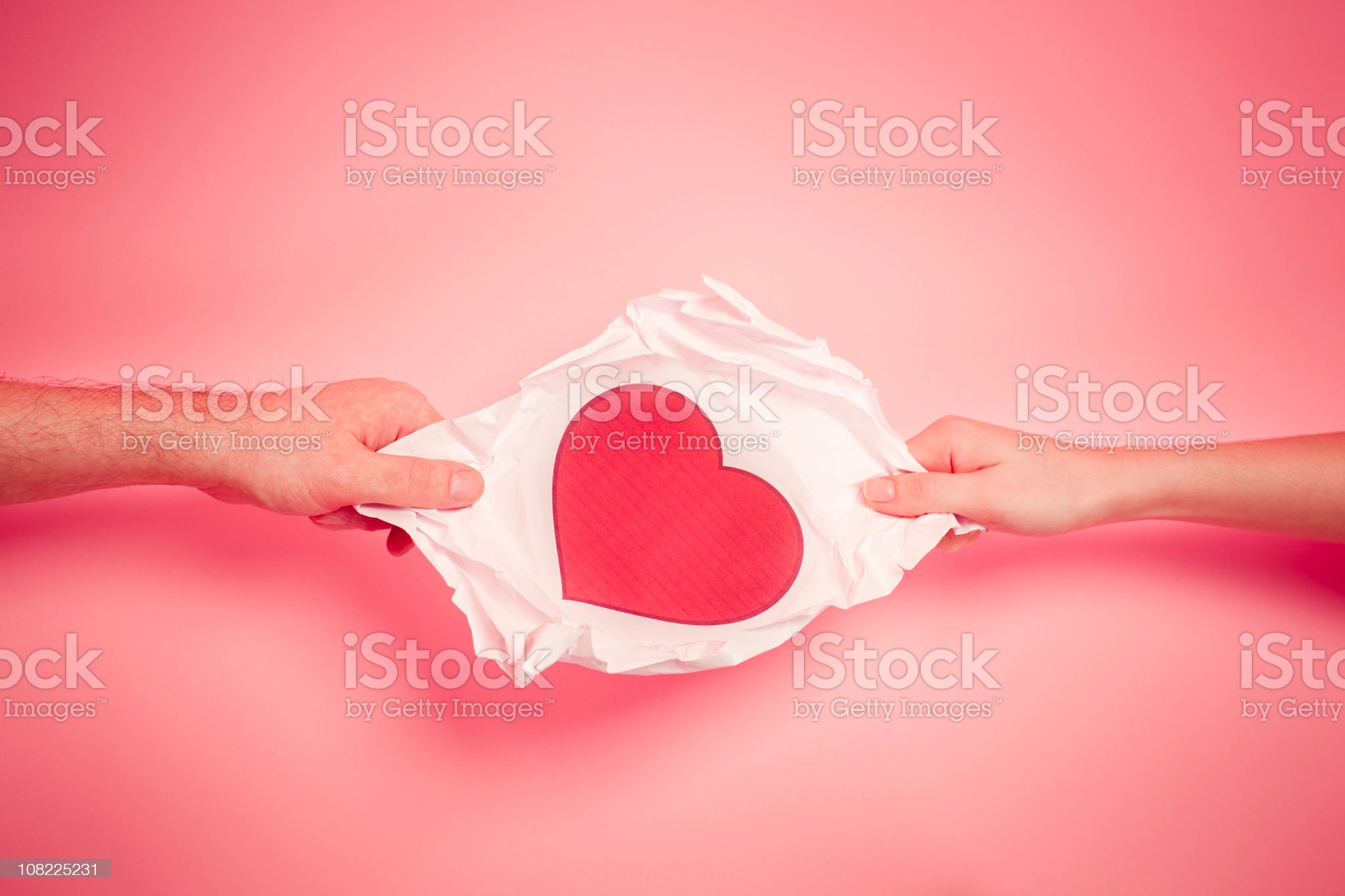 That's my love! royalty-free stock photo