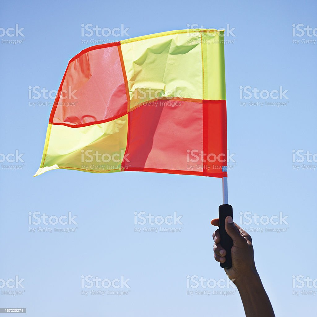 That's offside stock photo