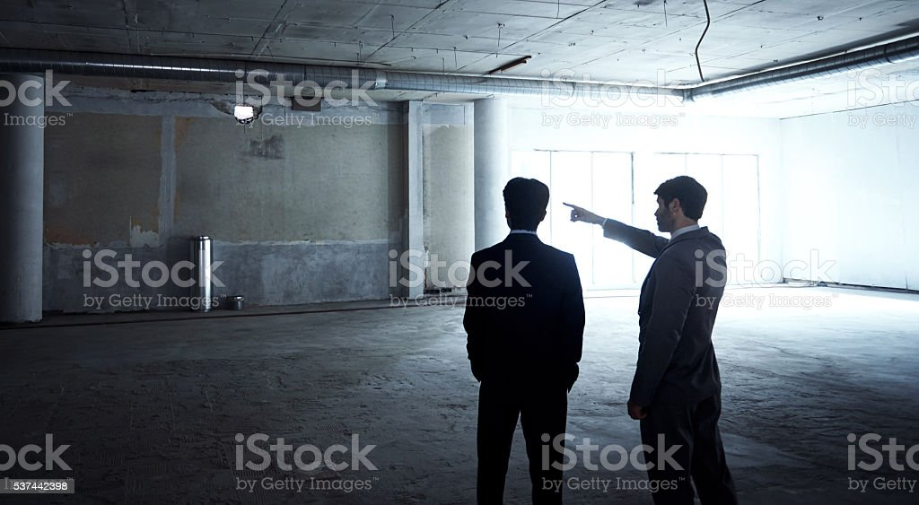 That's the perfect spot for a boardroom stock photo