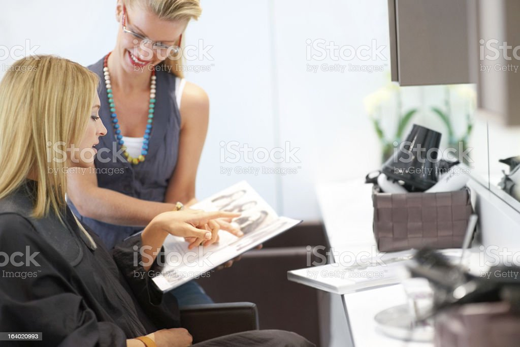 That's the style I'm looking for... royalty-free stock photo