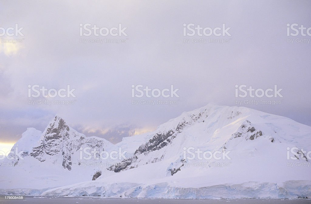 The 7th Continent stock photo