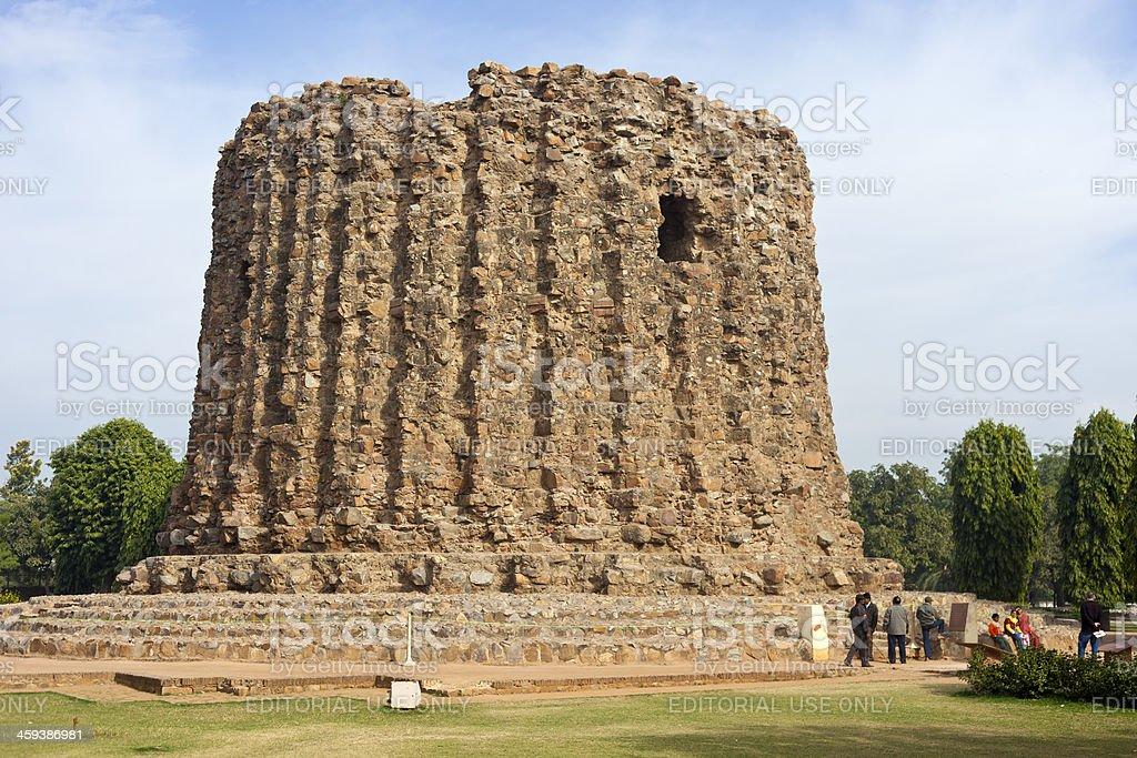 The Alai Minar In New Delhi, India royalty-free stock photo