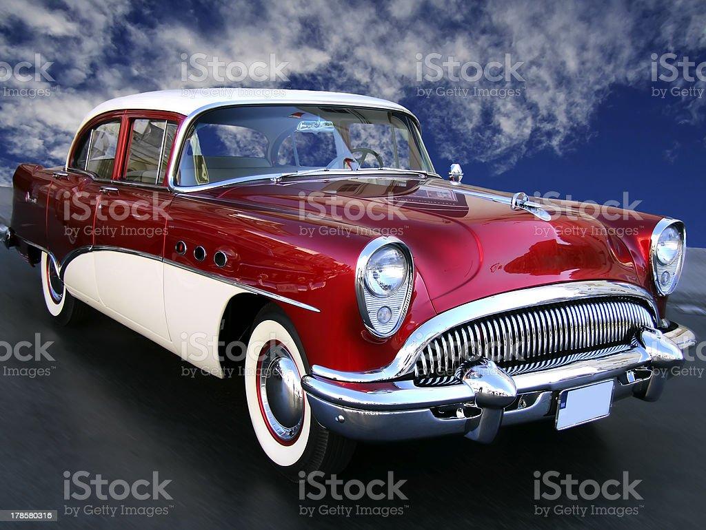 The American Dream stock photo