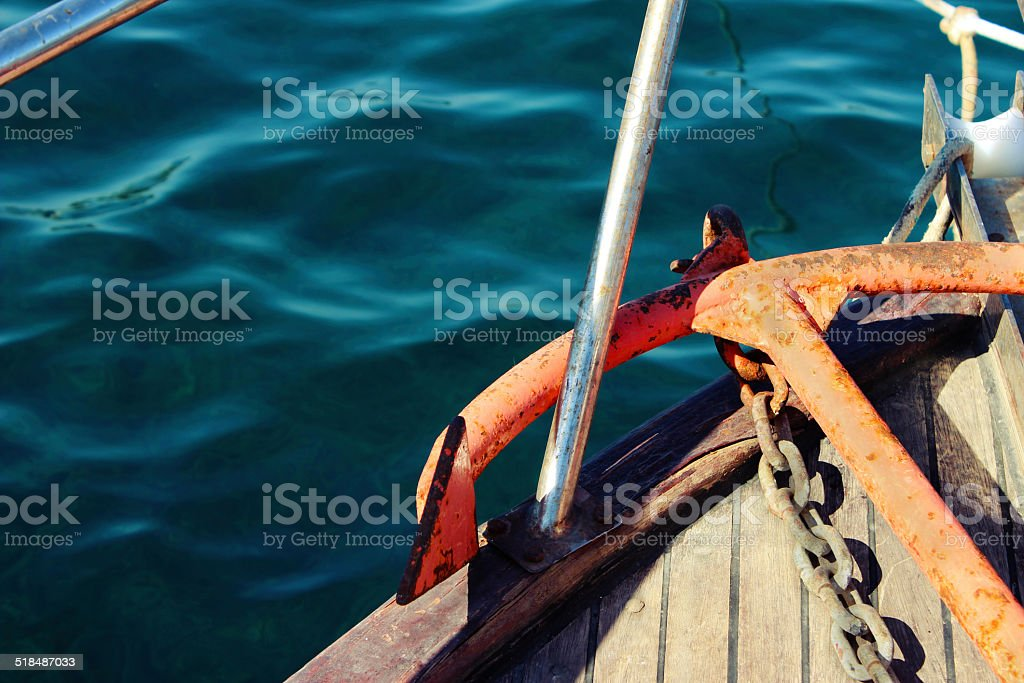 The Anchor Стоковые фото Стоковая фотография