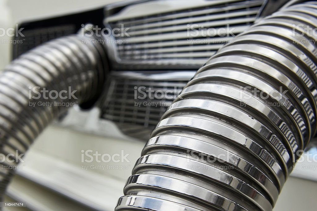 The ancient automobile stock photo