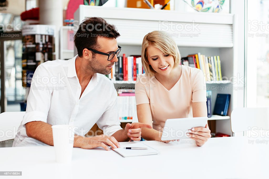 The answers are online stock photo