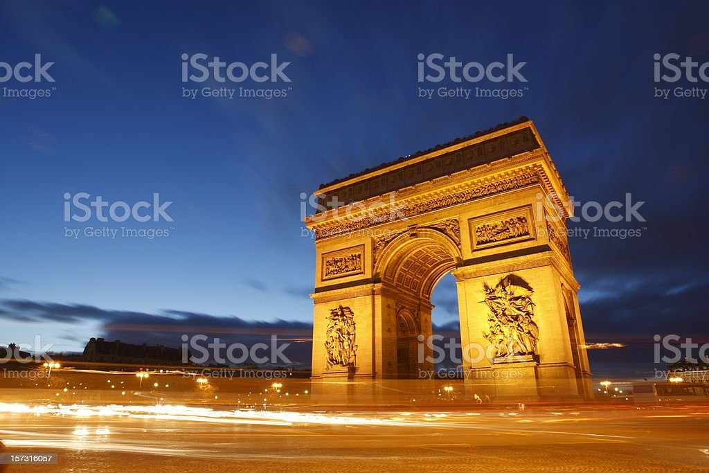 The Arc royalty-free stock photo