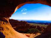 The Arch at Arches National Park in Utah