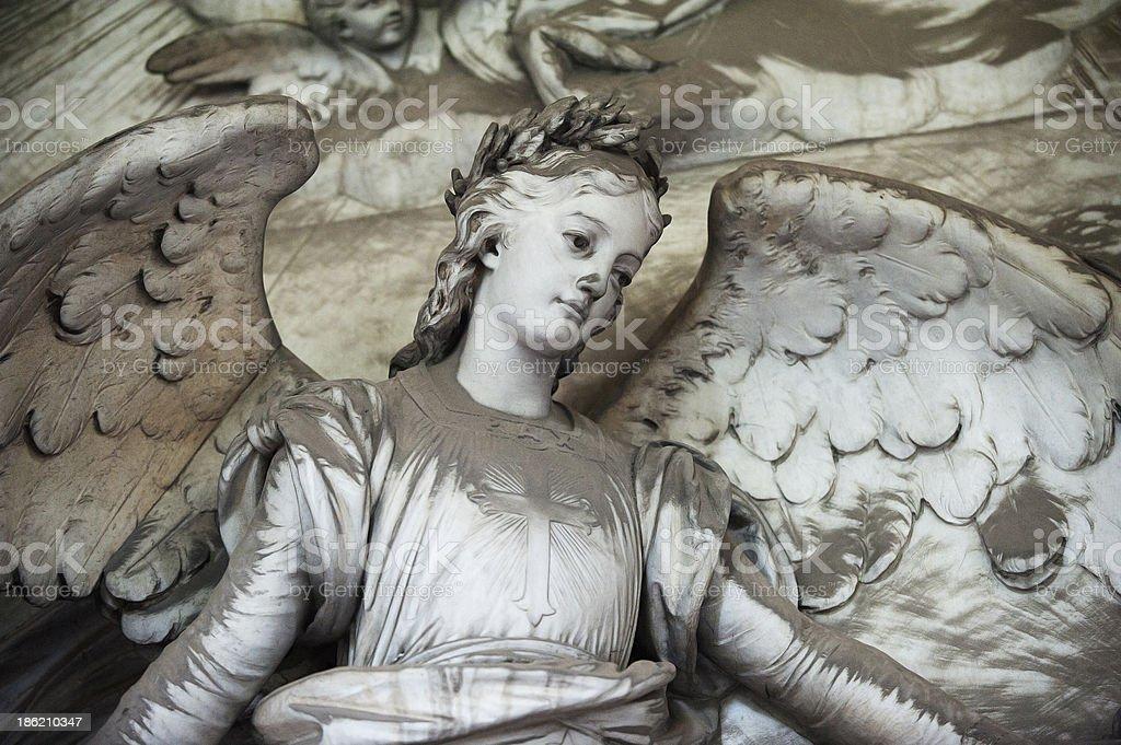 L'arcangelo stock photo