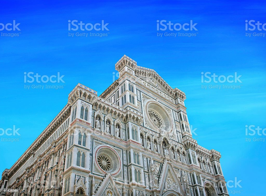 the art building series royalty-free stock photo